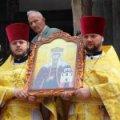 Престольний празник нового Свято-Ольгинського храму на Мар'янівці у Житомирі