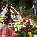 В Коростені реконструкція кладовища почалась зі скандалу