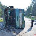 Начальник житомирской ГАИ рассказал подробности аварии с пассажирским автобусом на трассе Киев-Чоп
