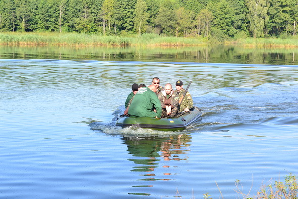 """На Житомирщині екологи """"полюють"""" на браконьєрів"""