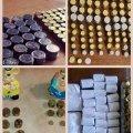 Флешмоб: житомиряни віддають військовослужбовцям гроші зі своїх скарбничок.