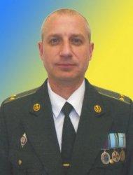 В райцентре Житомирской области похоронят подполковника, расстрелянного «Градом»