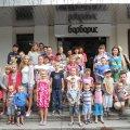 Рятувальники разом із вимушеними переселенцями зі Сходу України завітали до кінотеатру
