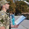 239 Житомирських курсантів склали Військову присягу на вірність українському народові