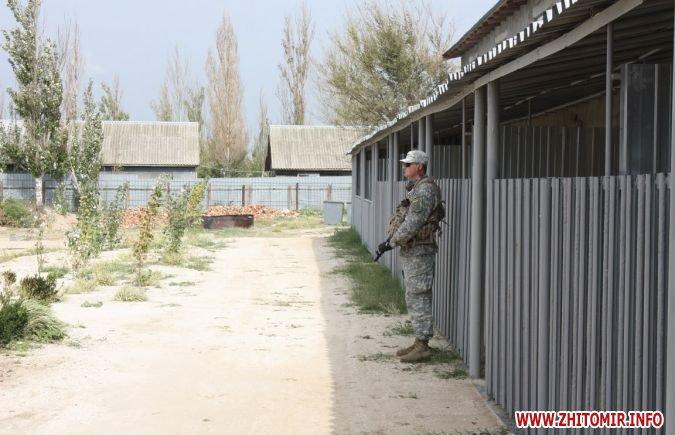 Как живут бойцы 10-го Житомирского батальона территориальной обороны в Херсонской области