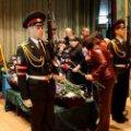 У Новограді-Волинському поховали майора, який числився у списку безвісти зниклих