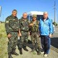 Территориальный батальон Житомирщины обеспечивает охрану государственной границы. ФОТО