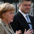 Меркель требует у Путина вывести российские войска из Украины