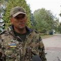 Житомирянин Василий Щербаков из батальона «Киевская Русь»: У вас выборы, а у нас каждый день гибнут люди