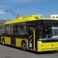 Графік руху житомирських тролейбусів, пристосованих для людей з інвалідністю