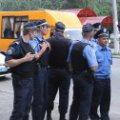 Больше всего сообщений о нарушениях поступает в милицию из двух округов Житомирской области