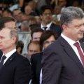 Вторая встреча Порошенко и Путина будет посвящена двум вопросам