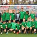 Житомиряни посіли четверте місце на турнірі «AEGON kids Cup-2014»