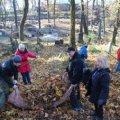 В Житомирі польська громада провела осінній суботник