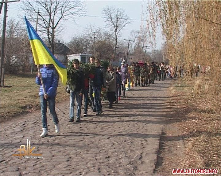 У Бердичівському районі перепоховали прах семи солдатів Великої Вітчизняної війни
