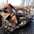 В Житомирском районе Mercedes превратил ВАЗ в кучу металлолома: двое погибли. ВИДЕО