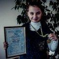 Житомирянка стала лауреаткою Всеукраїнського фестивалю-конкурсу «Академконцерт-2014»