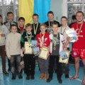 Житомирські спортсмени показали найкращі результати на чемпіонаті області з кікбоксингу