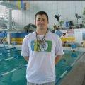Олександр Прищепний з Малина завоював срібну медаль на змаганнях з підводного спорту