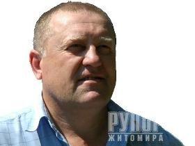 Житомирський громадський діяч Володимир Піньковський звернувся в СБУ