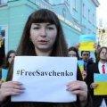 Житомирські студенти зняли ролик на підтримку Надії Савченко. ВІДЕО
