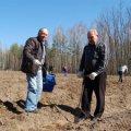 В Народицькому районі цьогоріч вже висадили 250 гектарів лісу