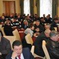 У Житомирській облдержадміністрації без громадських активістів поговорили про безпеку пасажирських перевезень