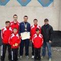 Житомирянин став двократним Чемпіоном України з пожежно-прикладного спорту