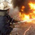 На Житомирщине по вине бомжей произошел пожар