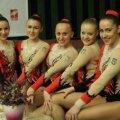 Житомирська студентка показала високий результат на Кубку світу зі спортивної аеробіки