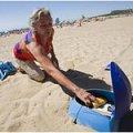 В Житомирском районе разыскали пляжную воровку