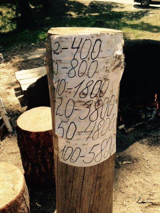 На Житомирщине процветает нелегальная добыча янтаря