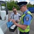 Нетрезвый водитель автобуса перевозил детей в Житомире