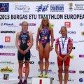 Житомирянка Єлістратова виграла Кубок Європи з триатлону