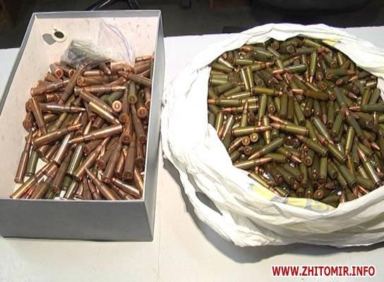 Під Києвом міліція затримала 34-річного мешканця Житомирської області, який торгував зброєю