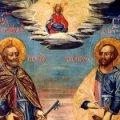Сьогодні православні відзначають день Петра і Павла