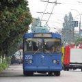 Сьогодні тролейбуси №4 та 15-а змінять маршрут