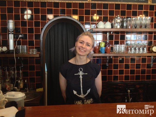 У житомирській кав'ярні «DRUZI & KAVA» виховують культуру споживання кави