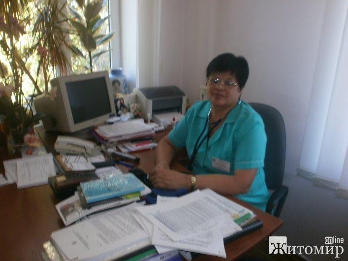 Житомирський кардіолог Олена Ільчишина: «Здоров'я людини на 50% залежить від способу життя»