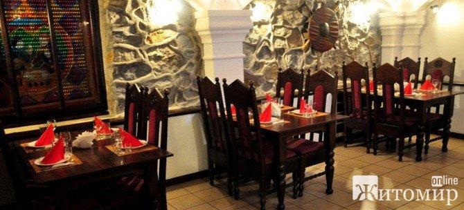 У Житомирі вірменський кухар Арам пропонує вишукане мангал-меню