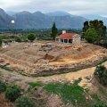 В Греції археологи відкрили палац, якому понад 3500 років
