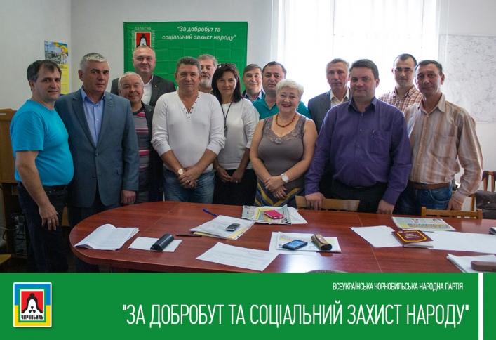 Команда Віктора Развадовського визначилася із претендентами на представницькі мандати у Житомирському районі