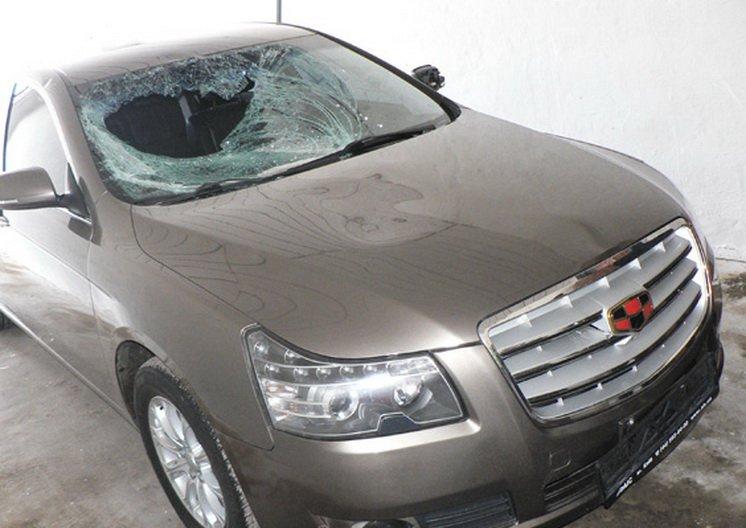 У Житомирській області затримали водія Geely, який насмерть збив велосипедиста