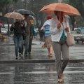 Завтра, 9 сентября, в западных и центральных областях пройдет дождь