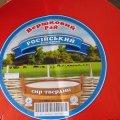 Партію житомирського сиру забракували в Криму