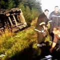 В ДТП в Житомирской области погиб водитель грузового автомобиля