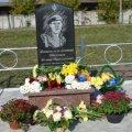 В Чуднівському районі відкрили пам'ятник загиблому поблизу Донецького аеропорту