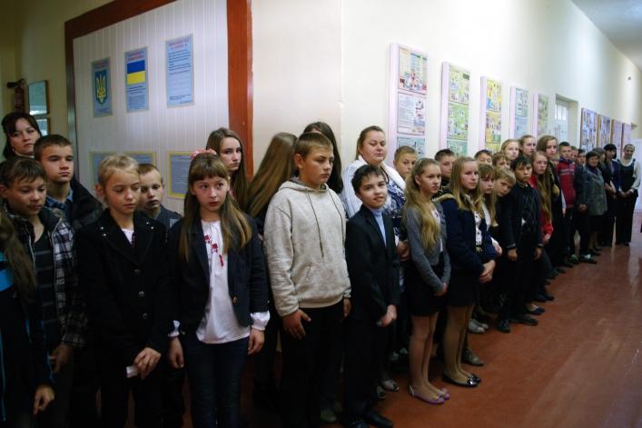 Депутат Житомирської обласної ради дотримався обіцянки, даної педагогам та учням Ліщинської школи