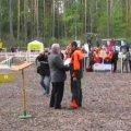 Лісоруб з Житомирщини – серед кращих в Україні