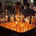 Молебень за захисників у день Покрови Пресвятої Богородиці